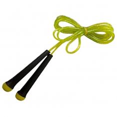 MDJR024-G Скакалка Fitex, зеленая